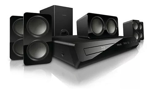 Home Theater Bluray Philips Hts3541