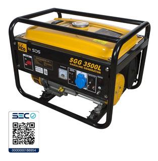 Generador De Gasolina Sgg 3500l
