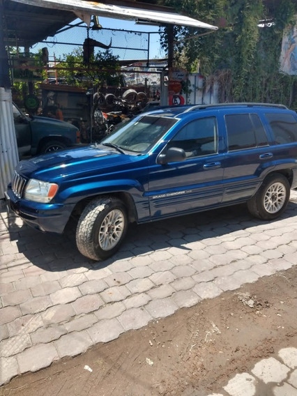 2002 Jeep Grand Cherokee Limited V8 4x4 Blindada