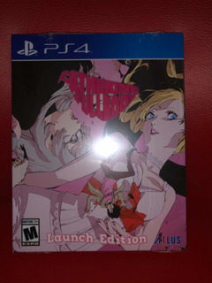 Catherine Full Body Steelbook Launch Edition Ps4