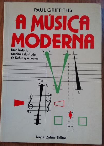 Livro A Música Moderna