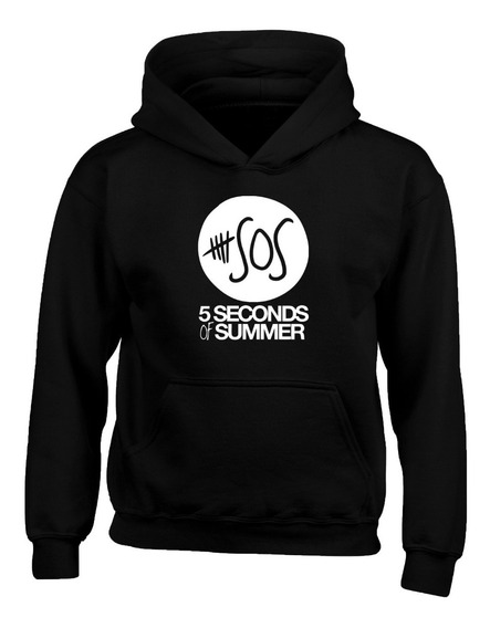 Sudaderas 5 Seconds Of Summer 5 Sos Unisex Dama Hombre