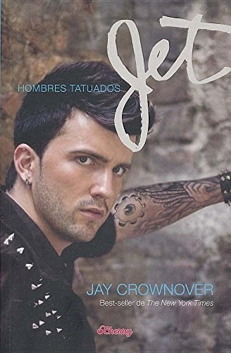Jet (hombres Tatuados 2) - Crownover, Jay