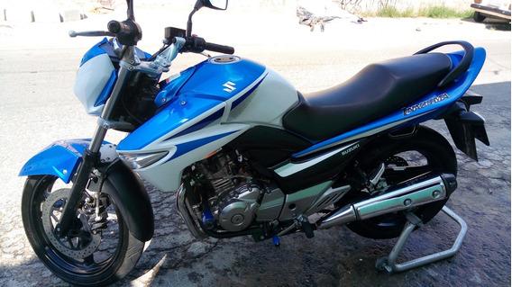 Suzuki Inazuma 250, 2015 Moto Linda Revisada