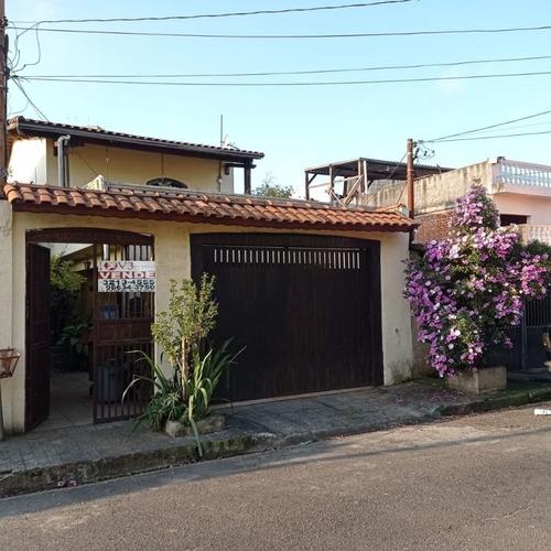 Imagem 1 de 27 de Sobrado Com 3 Dormitórios À Venda, 260 M² Por R$ 635.000,00 - Jardim Três Marias - São Paulo/sp - So0298