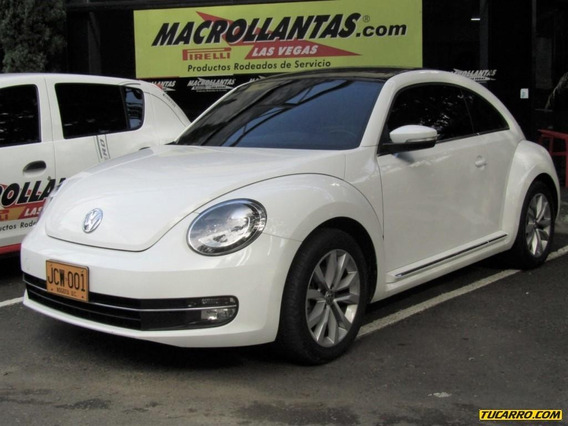 Volkswagen New Beetle Desing 2500 Cc At