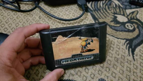 Sonic 1 Para O Mega Drive Funcionando 100% V3