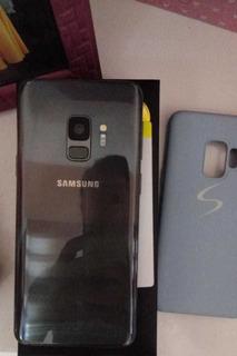 Celular Samsung Galaxy S9 120 Gb Prata