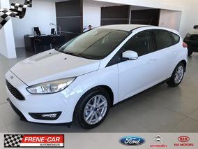 Ford Focus 2018 Hatch Y Sedan Extra Full 1.6 0km
