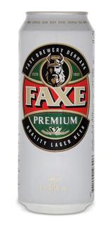 Cerveza Faxe Premium Lager 500ml. - Envíos