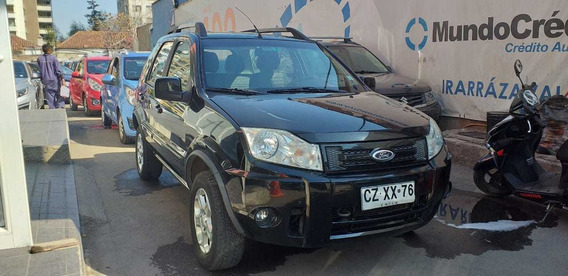 Ford Ecosport Xlt 2011 Impecable Aire Airbag Full Creditos