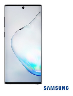 Samsung Galaxy Note 10 Preto Com Tela De 6,3 256gb Lacrado