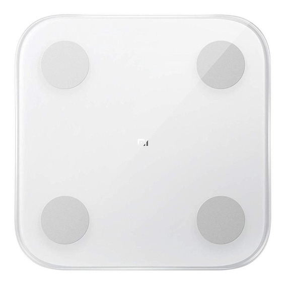 Báscula Xiaomi Mi Body Composition Scale blanca