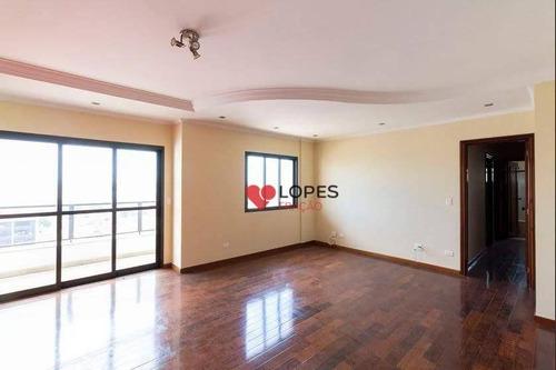 Imagem 1 de 30 de Apartamento Com 3 Dormitórios À Venda, 120 M² Por R$ 920.000,00 - Vila Carrão - São Paulo/sp - Ap0186