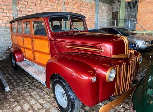 Imagem 1 de 6 de Ford 1946 - Raridade