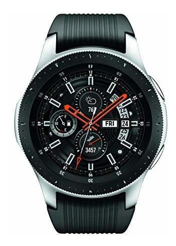 Samsung Galaxy Smartwatch (46 Mm) Plata (bluetooth), Sm-r800