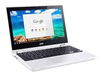 Chromebook Acer R11, Intel Celeron N3160, 4gb, 32gb, Chrome