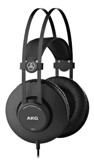 Akg K52 | Fone De Ouvido Akg K52