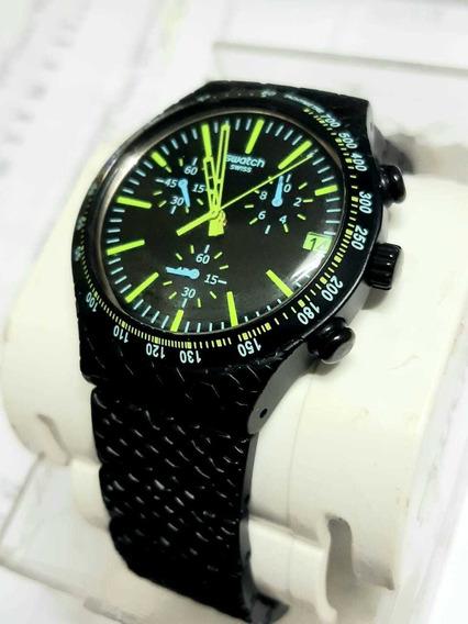 Relógio Swatch Green Mostruário