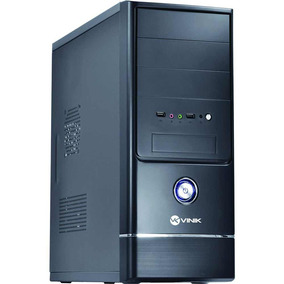 Pc P/jogos Simples Core 2 Duo 4gb 500gb + Placa De Video 2gb