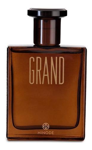 Perfume - Grand Marrom Hinode + Brinde Grátis Original