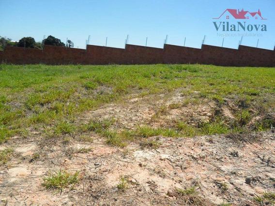 Terreno Residencial À Venda, Altos Da Bela Vista, Indaiatuba. - Te0199