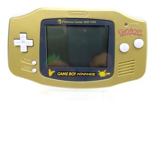 Game Boy Avanced Pokemon Gold
