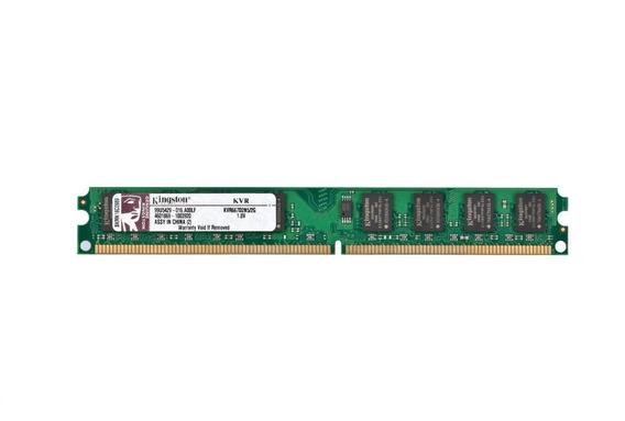 Memória RAM 2 GB 1x2GB Kingston KVR667D2N5/2G