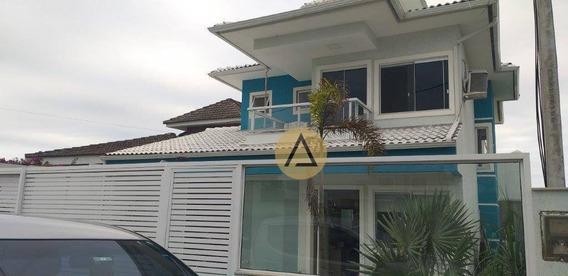 Casa Com 4 Dormitórios À Venda Por R$ 1.250.000 - Vale Dos Cristais - Macaé/rj - Ca1097