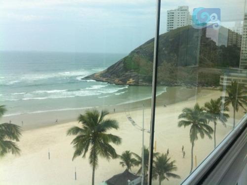 Imagem 1 de 14 de Apartamento À Venda - Praia Da Enseada - Guarujá. - Ap2530