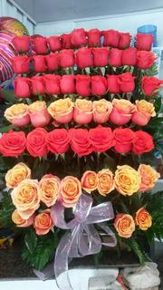 Hermosos Arreglos Florales Para Quinceañeras En Mercado