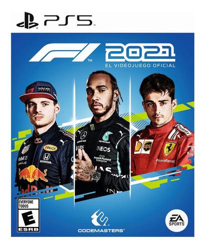 Imagen 1 de 4 de F1 2021 Ps5 Físico Sellado Nuevo Playstation 5 Sevengamer