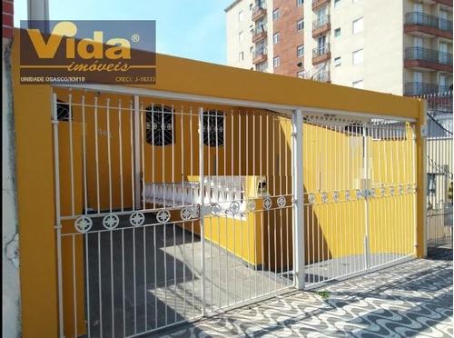 Imagem 1 de 5 de Em Vila Osasco  -  Osasco - 40976