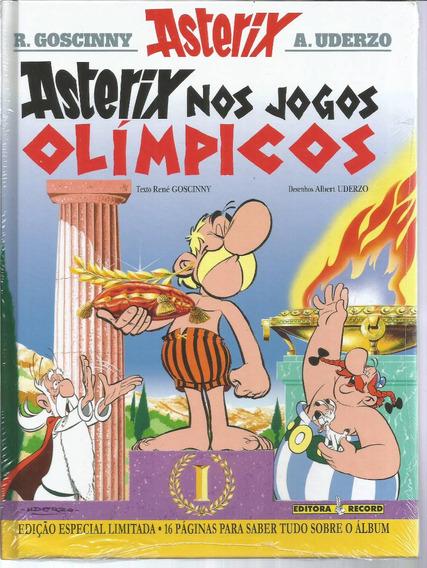 Asterix Jogos Olimpicos 12 - Record - Bonellihq Cx230 D18