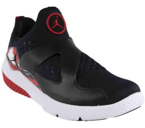 Jordan Trainer Essential Black White Gym Red 888122 016 *
