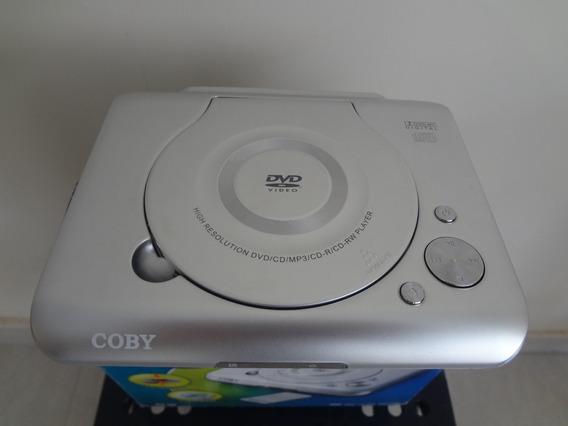 Dvd Mp3 Portatil Coby Poco Uso