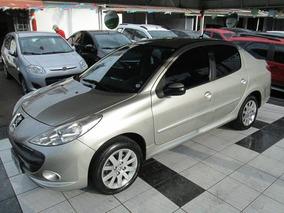 Peugeot 207 Sedan Passion Xs 1.6 16v Flex 4p 2011