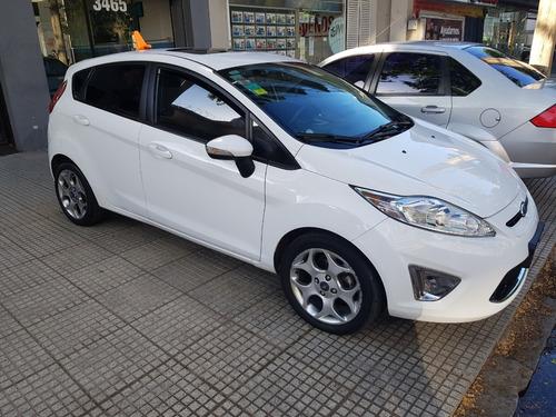 Ford Fiesta Kinetic Titanium 2012 990