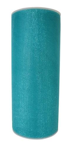 Imagen 1 de 1 de Rollo De Tul, Diferentes Colores, 15 Cm X 22.8 M