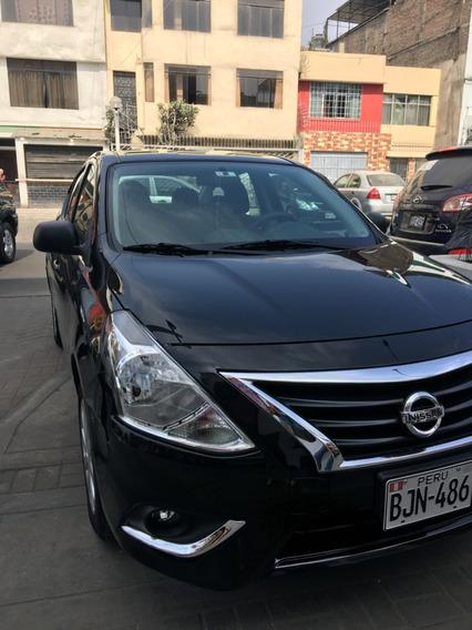 Nissan Versa Semi Nuevo 2019-2020