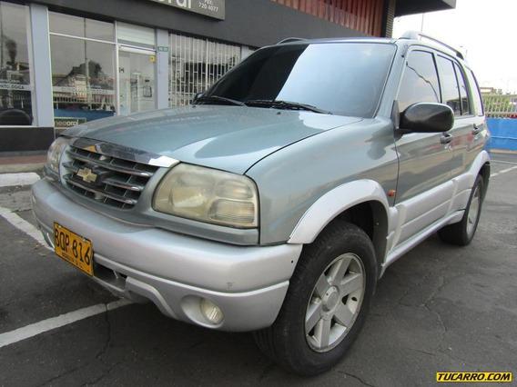 Chevrolet Grand Vitara 2.5 4x4 Fe