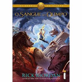 Livro 5 - O Sangue Do Olimpo - Série Os Heróis Do Olimpo