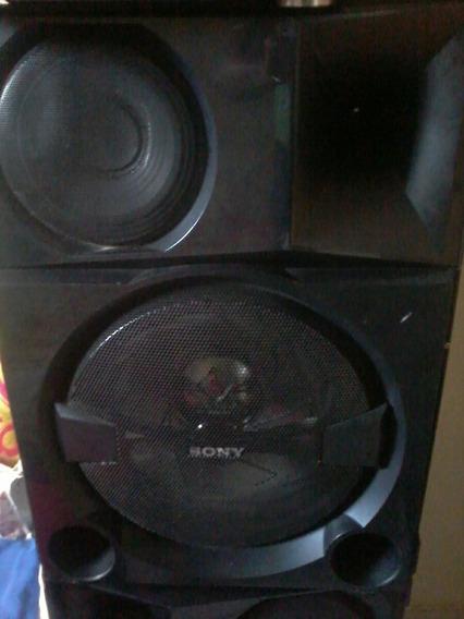 Caixa De Som Sony Shake 5