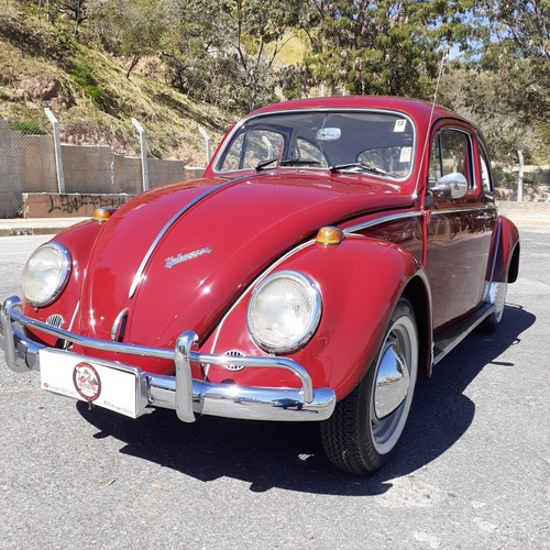 Imagem 1 de 15 de Volkswagen Fusca 1300