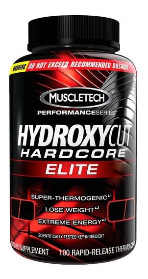 Hydroxycut Hardcore Elite 100c Muscletech - Quemador