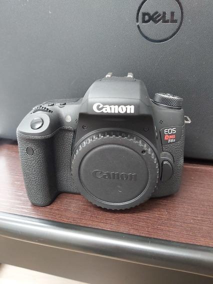Camera Canon T6s