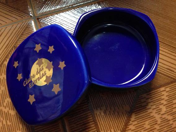 Caixinha Porta Joias Cerâmica Clube Das Estrelas