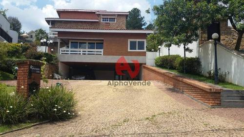 Imagem 1 de 30 de Casa Residencial Para Locação, Alphaville, Santana De Parnaíba - Ca5571. - Ca5571