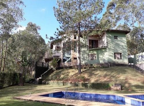 Casa Alto Padrão Venda Mariporã Em Condomínio - Cc0064-1