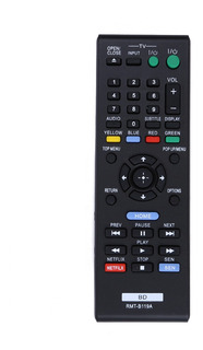 Tv Control Remoto Rmt-b119a Para Sony Blu Ray Bdp-s3200